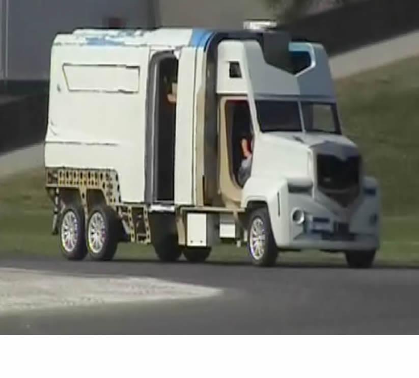 Limousine_test drive