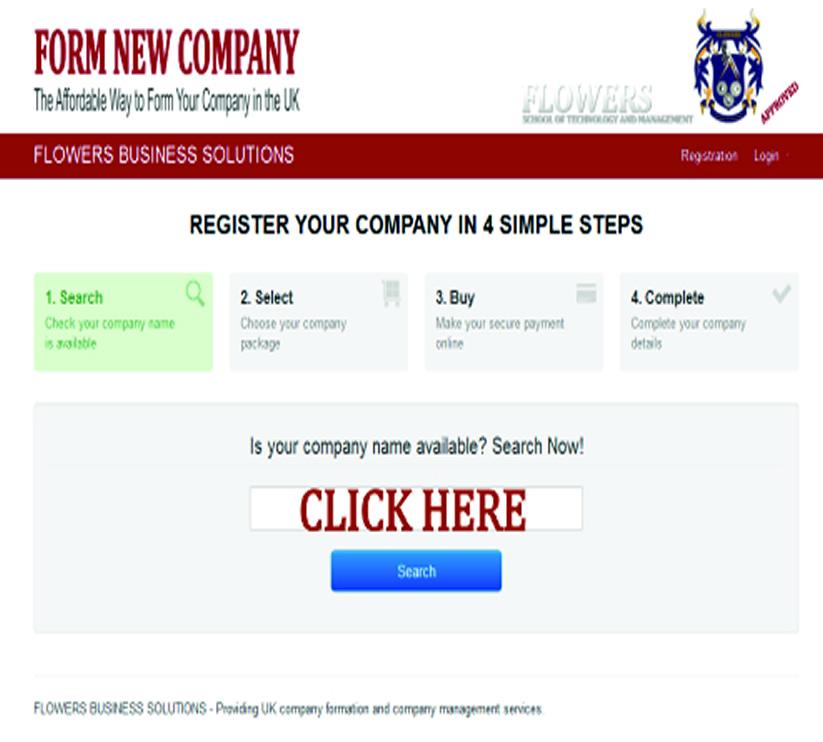 company formation form